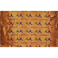 Paithani Blouse Piece / Brocade