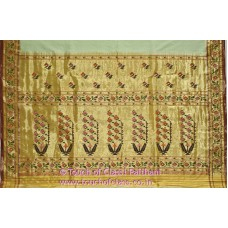 Exclusive Akruti Brocade Paithani: Recreation