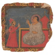 Jain Miniature Paintings: Tirthankara