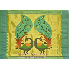 Designer Paithani Cotton Saree