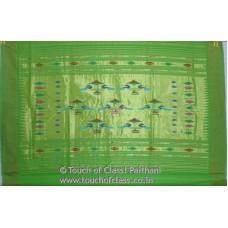 Traditional Designer Paithani Cotton Saree
