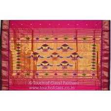 Traditional Paithani Saree