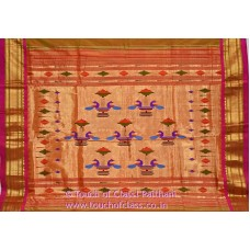 Traditional Paithani Saree